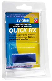 Quick Fix multi purpose filler by Sylglas